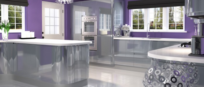 Kitchen Mill From A Kitchen Door Swap To A Complete Bespoke Fitted - Grey fitted kitchens