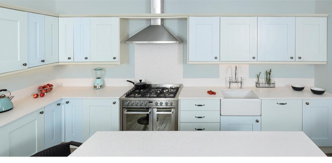 Mirostone Solid Surface Worktop Kitchen Mill